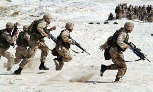 """מלחמת סוריה: """"ישראל פוגעת בלוחמים הנתמכים על ידי איראן ליד דמשק"""""""